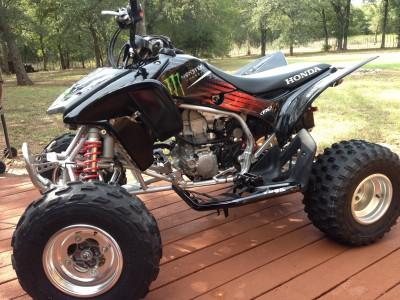 2006 Honda TRX 450 cc ATV for sale, Joshua, Texas 76058