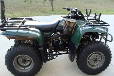 2002 Yamaha Big Bear 400 Cc Atv For Sale Good Hope