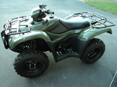Picture of 2012 Honda TRX 450