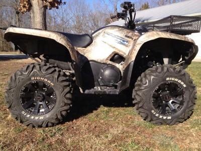 Yamaha Grizzly 660 >> 2011 Yamaha Grizzly 700 cc ATV for sale, Blue Eye, Missouri 65611