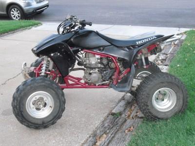 2007 Honda TRX 450 cc ATV for sale, Tulsa, Oklahoma 74114