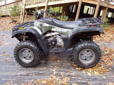 Picture of 2004 Arctic Cat 400 400
