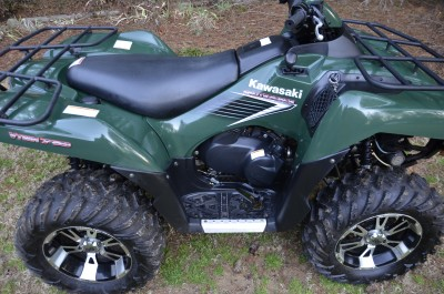 2007 Kawasaki Brute Force 750 cc ATV for sale, madison, Alabama 615