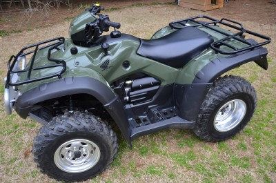 Honda Four Wheelers For Sale >> Honda 450 Atv Fahrzeug