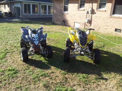 Picture of 2006 Yamaha Raptor 700