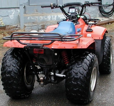 1989 Suzuki QuadSport 250 cc ATV for sale, NEW MILFORD, Connecticut