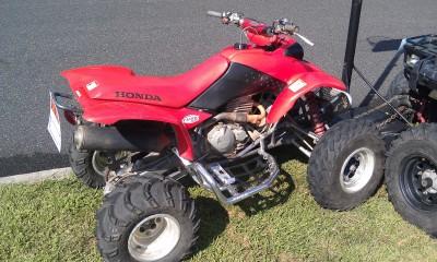 Picture of 2002 Honda TRX 400