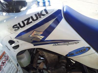 Picture of 2005 Suzuki LTZ 450