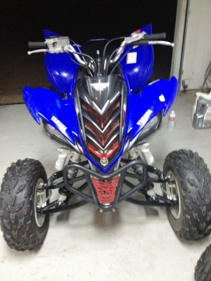 2011 Yamaha Raptor 700 Cc Atv For Sale Perkinston