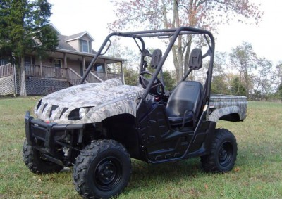Picture of 2007 Yamaha Rhino 660 660