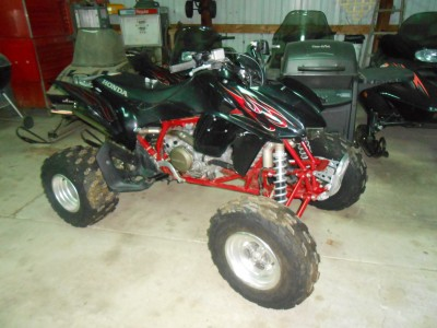Picture of 2007 Honda TRX 450