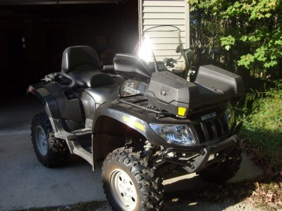 Picture of 2010 Arctic Cat 400 400