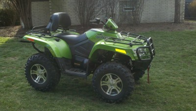 Picture of 2010 Arctic Cat 550 550
