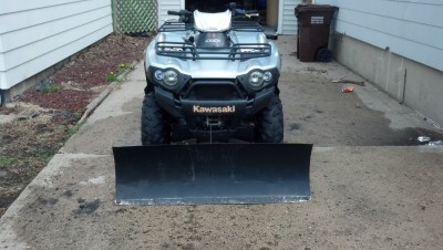 Picture of 2006 Kawasaki Brute Force 750