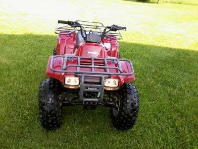 2006 Kawasaki Bayou 250 cc ATV for sale, BLANCHARD, Michigan 49310