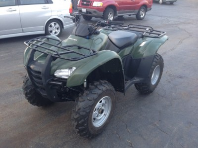 Picture of 2010 Honda FourTrax Rancher 400