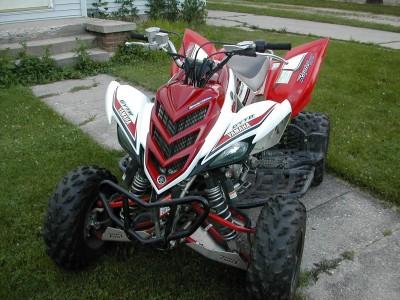 2008 Yamaha Raptor 700 cc ATV for sale, Green Bay, Wisconsin 54302