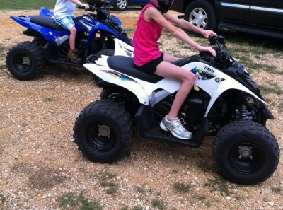 2011 yamaha raptor 90 cc atv for sale collierville for 2011 yamaha raptor 90 for sale