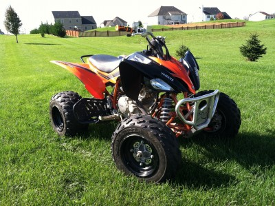 Picture of 2008 Yamaha Raptor 250