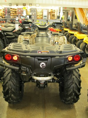 Picture of 2013 Can-Am Bombardier Outlander 800