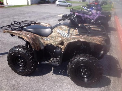 Picture of 2007 Yamaha Grizzly 700