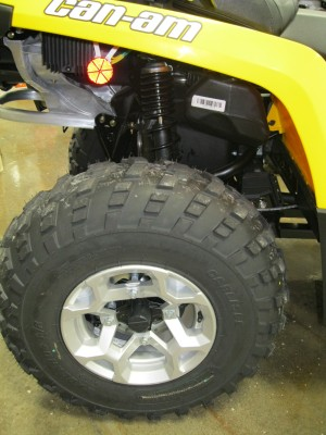 Picture of 2013 Can-Am Bombardier Outlander MAX 500