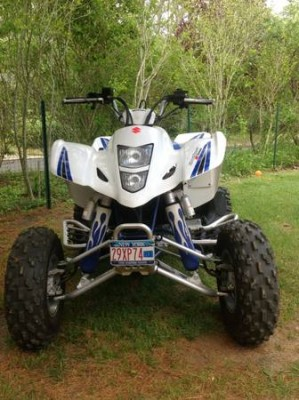 2006 suzuki ltz 400 cc atv for sale, hampton bays, new york 11946