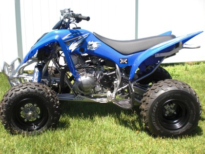 2009 yamaha raptor 350 cc atv for sale east hartford connecticut 06118. Black Bedroom Furniture Sets. Home Design Ideas