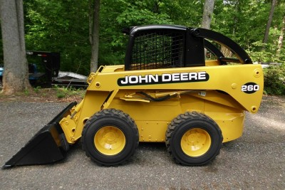 Picture of 2000 John Deere Special Edition Gator XUV 4x4 650