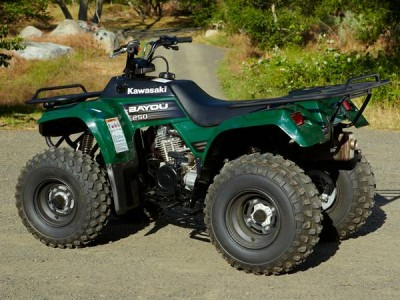 2011 Kawasaki Bayou 250 cc ATV for sale, Exeter, Rhode Island 02822