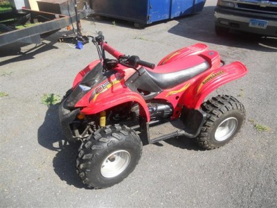 Picture of 2005 Can-Am Bombardier DS 50