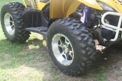 Picture of 2007 Yamaha Wolverine 450