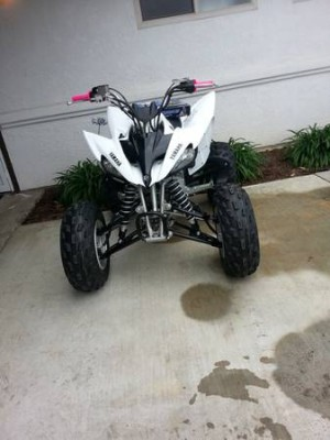 Picture of 2012 Yamaha Raptor 250