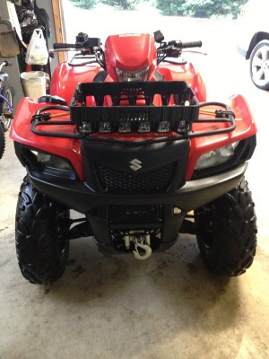 Picture of 2007 Suzuki KingQuad 750 750