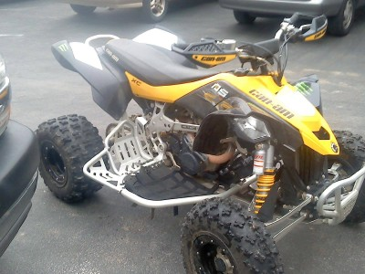 Picture of 2011 Can-Am Bombardier DS 450