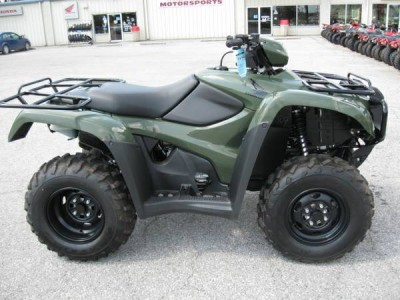 Picture of 2013 Honda FourTrax Foreman 450