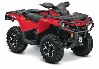 Picture of 2013 Can-Am Bombardier Outlander 500