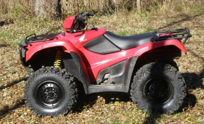 Picture of 2012 Honda FourTrax Foreman 450