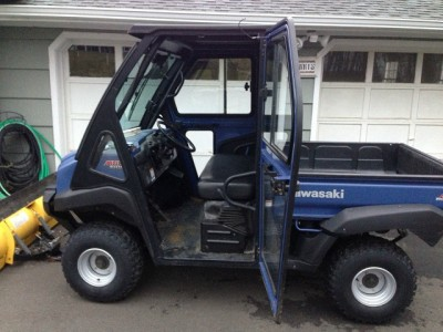 Picture of 2010 Kawasaki Mule 650