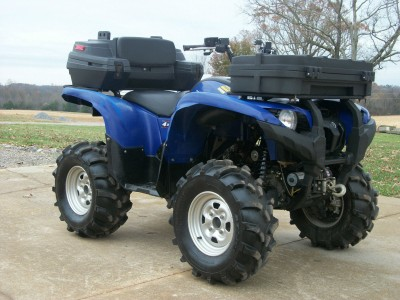 2009 yamaha grizzly 700 cc atv for sale hallandale for 2014 yamaha grizzly 700 exhaust