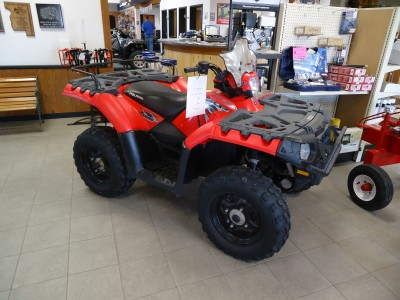 Picture of 2010 Polaris Sportsman 850