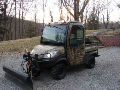 Picture of 2010 Arctic Cat 1000 550