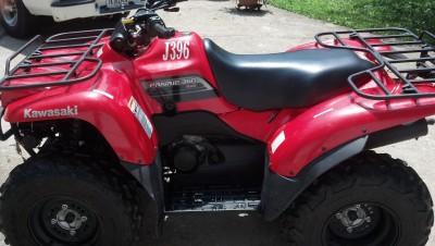 Picture of 2009 Kawasaki Prairie 360