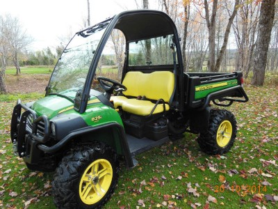 Picture of 2011 John Deere Special Edition Gator XUV 4x4 650
