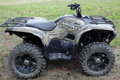 Picture of 2008 Yamaha Grizzly 700