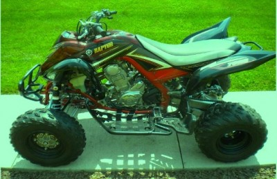 Picture of 2009 Yamaha Raptor 700