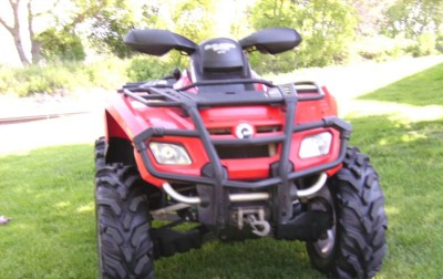Picture of 2007 Can-Am Bombardier Outlander 50