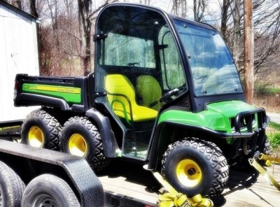 Picture of 2013 John Deere Gator High Performance 650