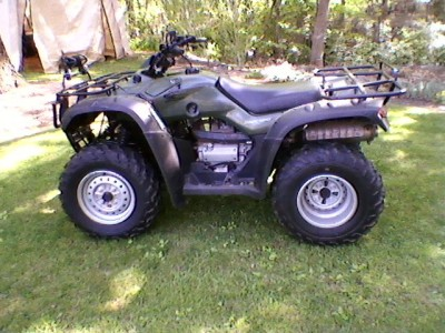 Picture of 2005 Honda FourTrax Rancher 350