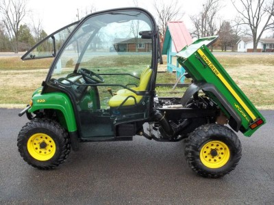 Picture of 2009 John Deere Gator XUV 4x4 650